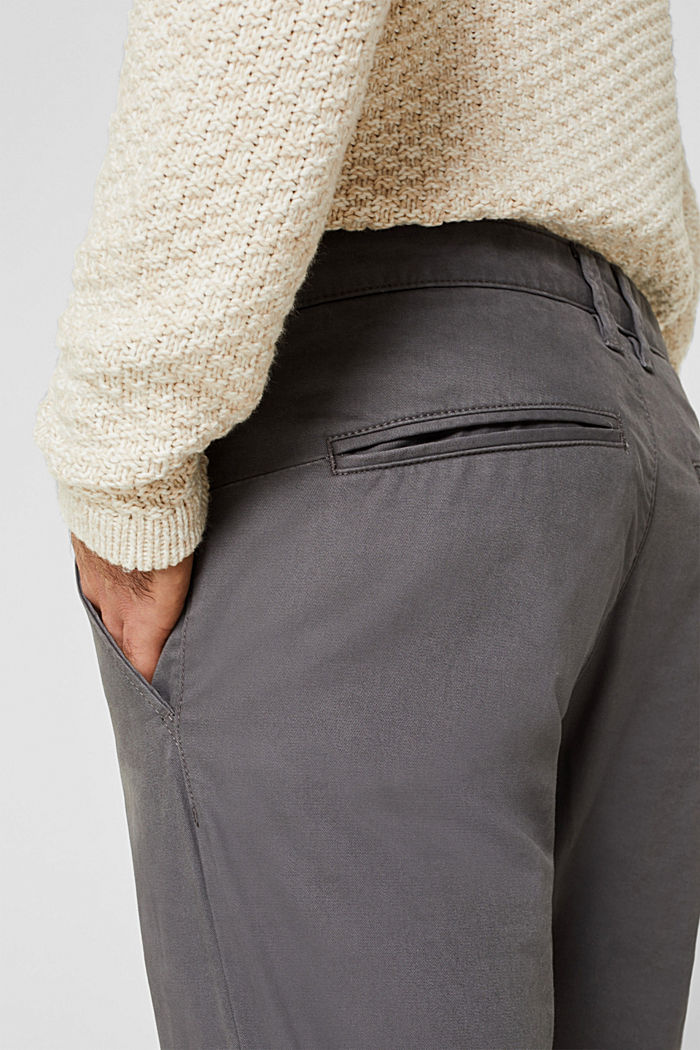 Stretch-Pants mit COOLMAX®, DARK GREY, detail image number 5