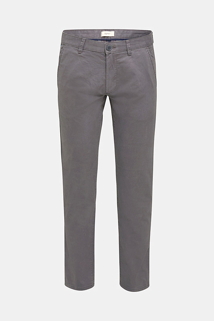 Stretch trousers with COOLMAX®