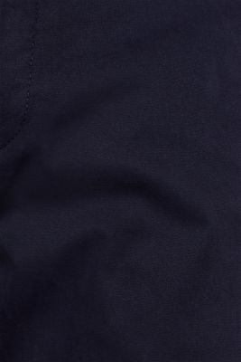 Stretch trousers with COOLMAX®, NAVY, detail