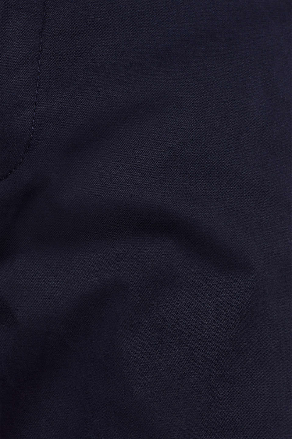 Stretch trousers with COOLMAX®, NAVY, detail image number 4