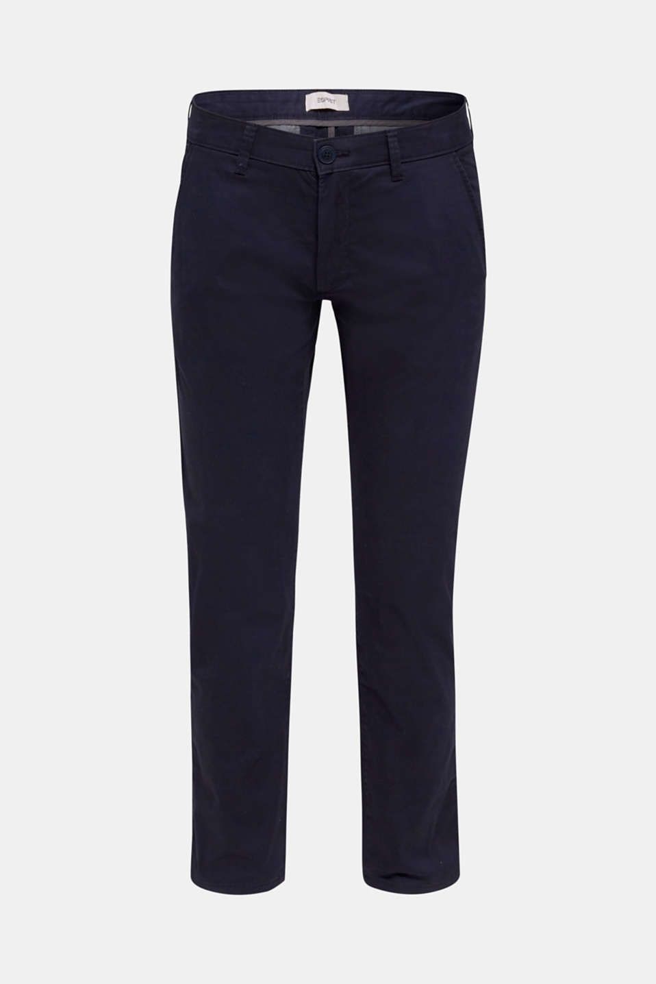 Stretch trousers with COOLMAX®, NAVY, detail image number 6