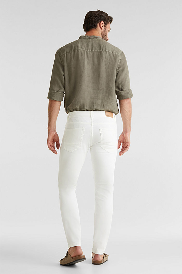EarthColors®: Basic-Jeans, OFF WHITE, detail image number 2