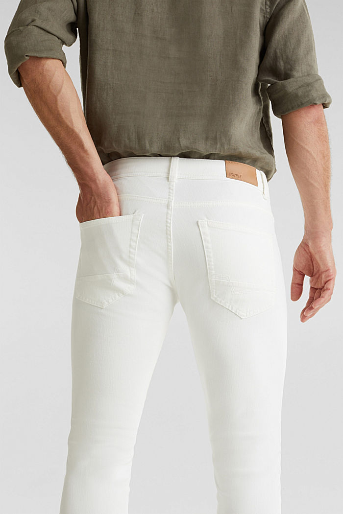EarthColors®: Basic-Jeans, OFF WHITE, detail image number 4