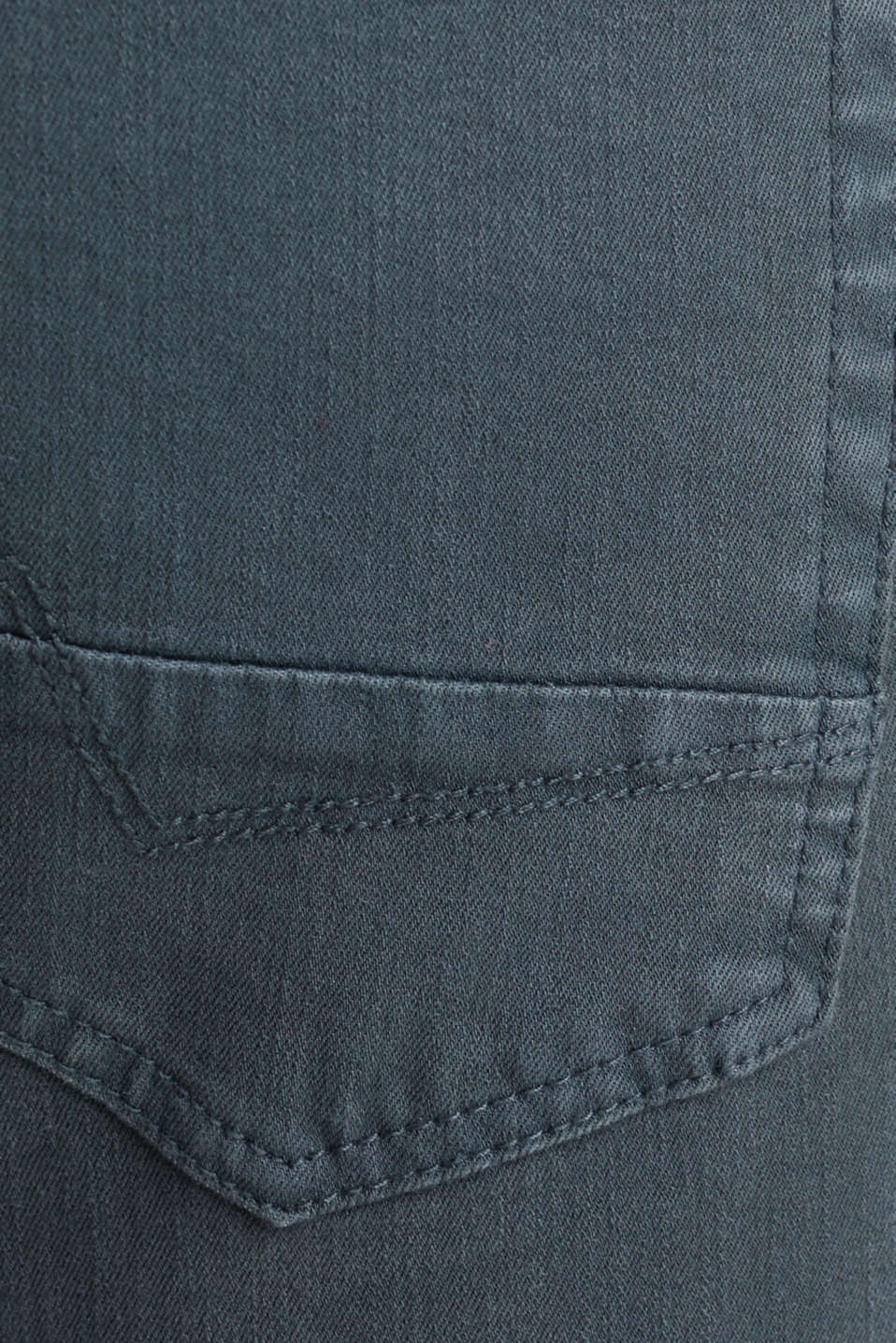 EarthColors®: basic jeans, DARK BLUE, detail image number 6