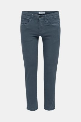 EarthColors®: basic jeans, DARK BLUE, detail