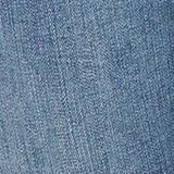 Aus Organic Cotton: Jeans mit Gürtel, BLUE LIGHT WASHED, swatch