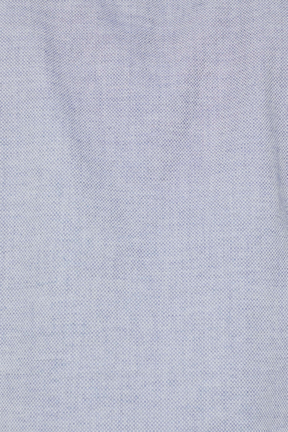 Shirt with band collar, 100% cotton, GREY BLUE 5, detail image number 4