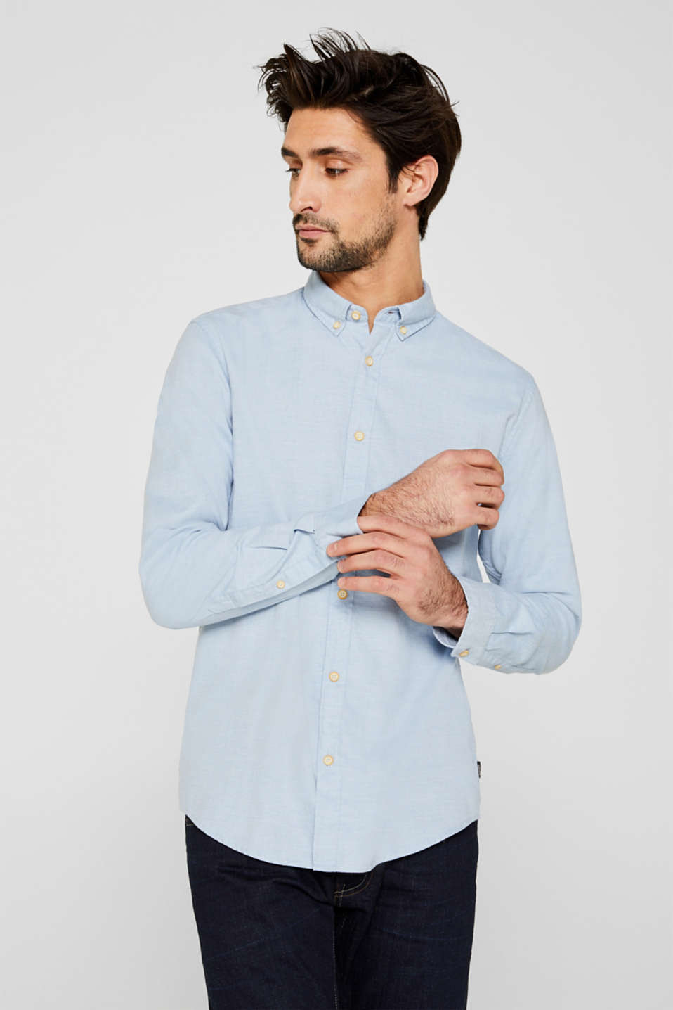 Top with THERMOLITE®, LIGHT BLUE 5, detail image number 0