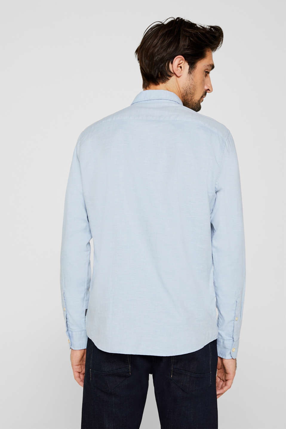 Top with THERMOLITE®, LIGHT BLUE 5, detail image number 3
