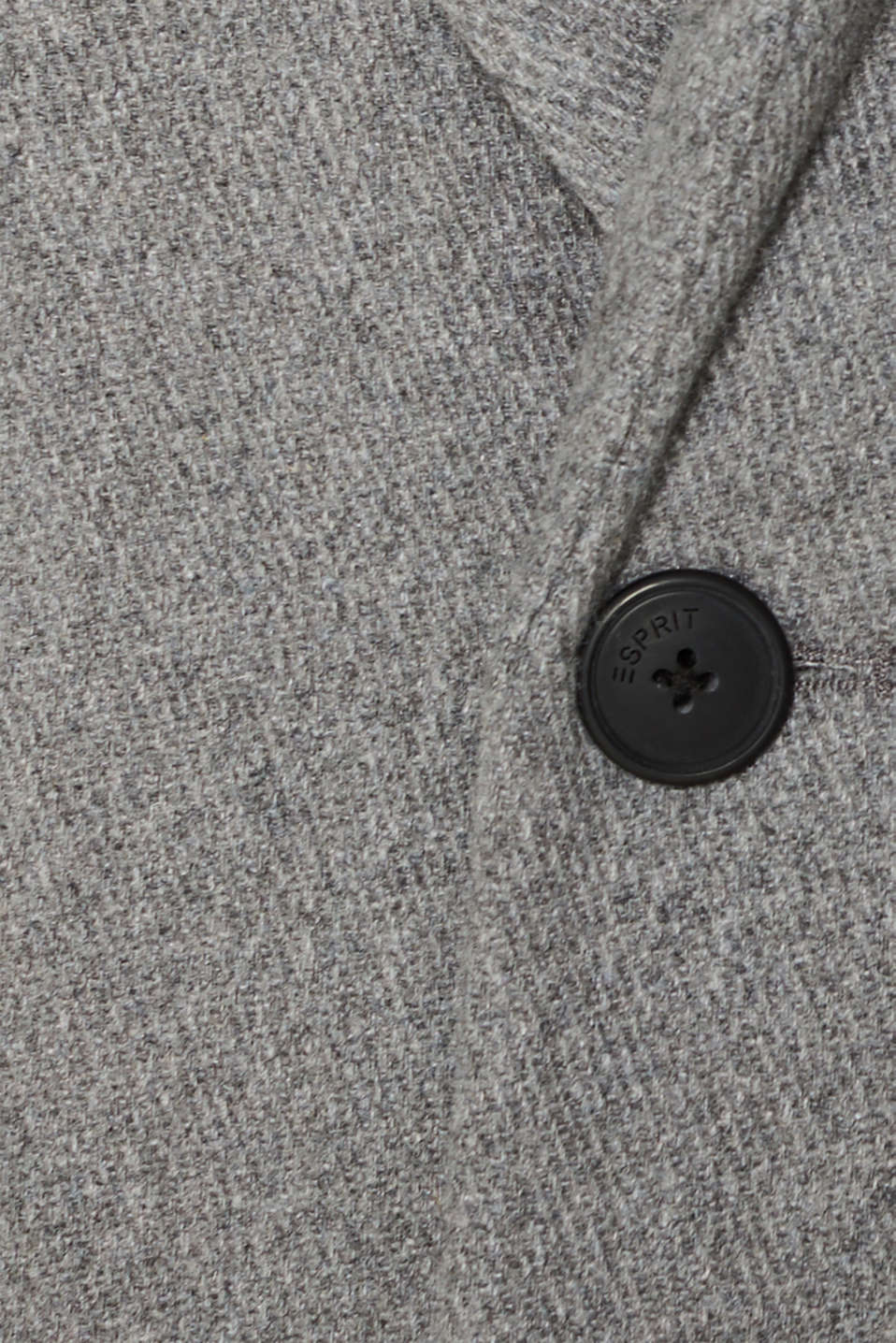 Coats woven, GREY 5, detail image number 4