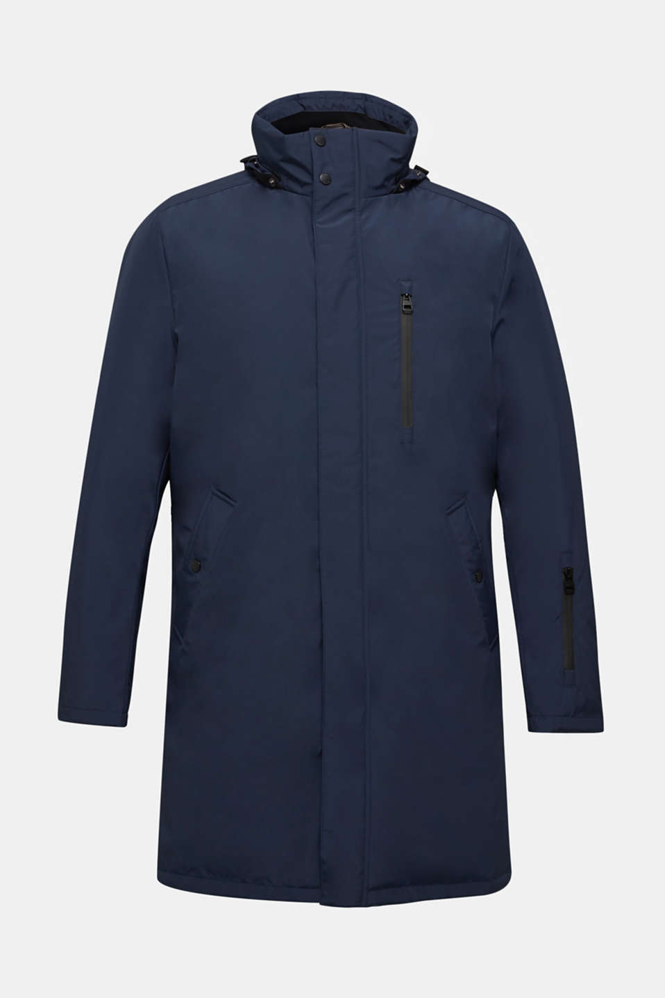 Parka with 3M™ Thinsulate™ filling, DARK BLUE, detail image number 7
