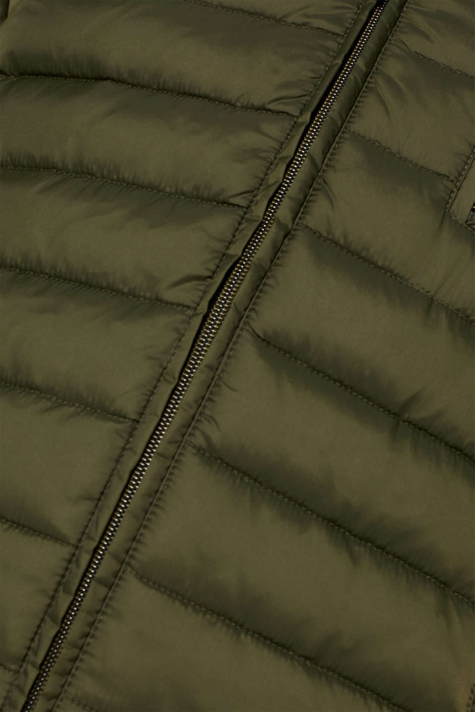 Jackets outdoor woven, KHAKI GREEN, detail image number 5