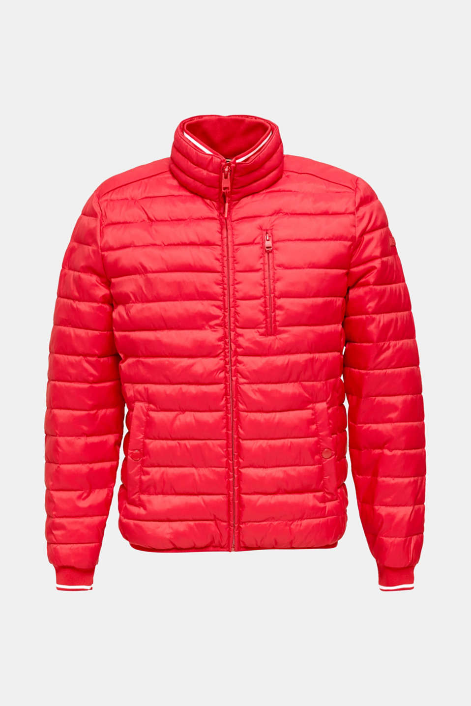 Jackets outdoor woven, RED, detail image number 4