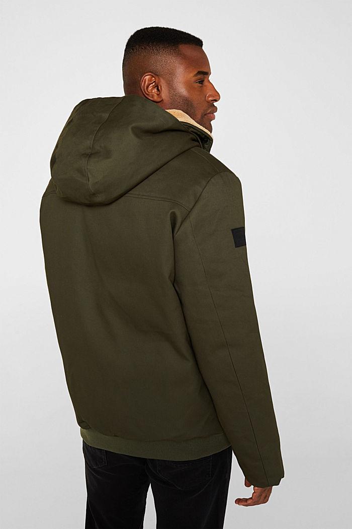 Winter-Jacke mit 3M™ Thinsulate™-Füllung, KHAKI GREEN, detail image number 3