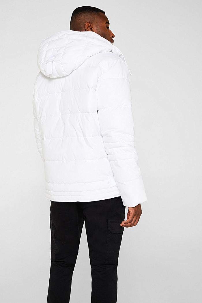 Quilted jacket with 3M™ Thinsulate™ padding, WHITE, detail image number 3