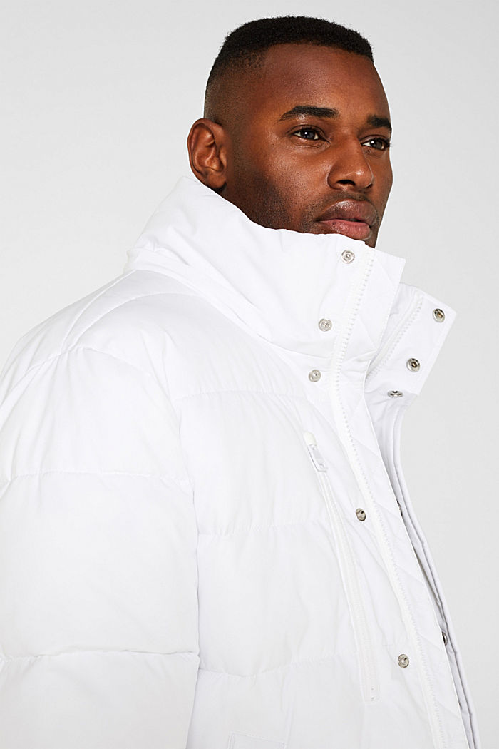 Quilted jacket with 3M™ Thinsulate™ padding, WHITE, detail image number 2