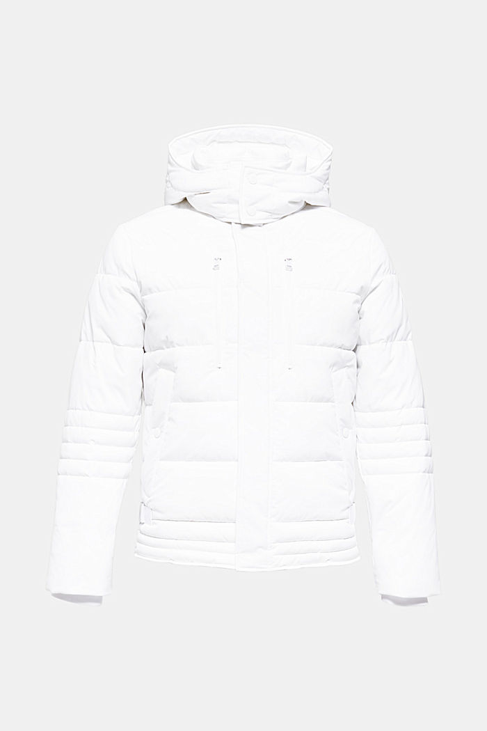 Quilted jacket with 3M™ Thinsulate™ padding, WHITE, detail image number 0