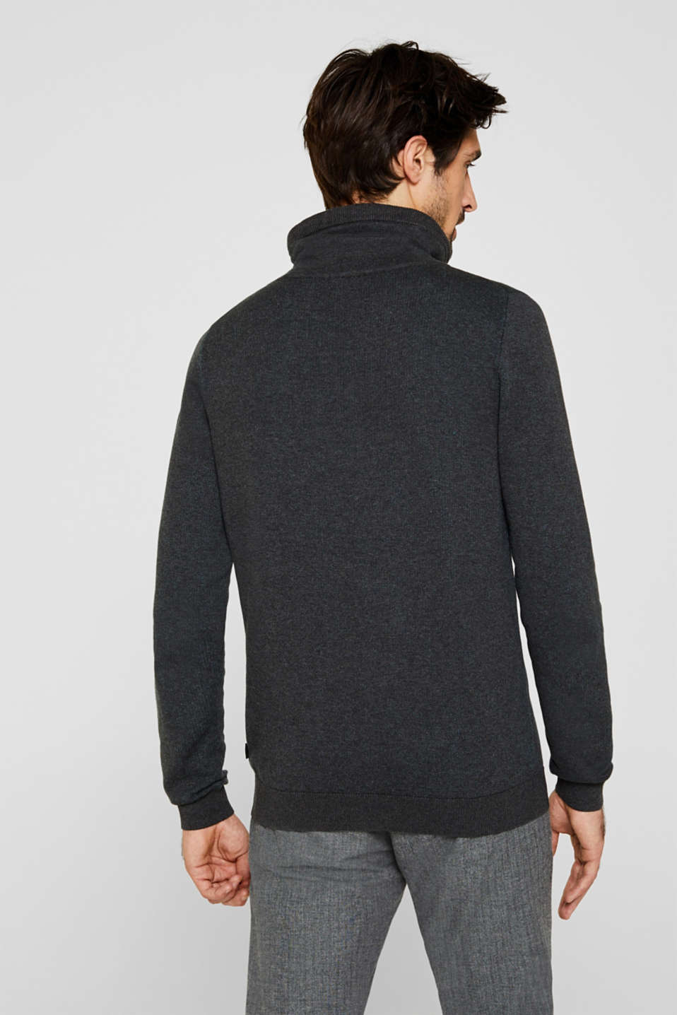 Sweaters, ANTHRACITE 5, detail image number 3