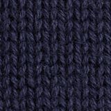 Textured knit jumper made of 100% cotton, NAVY, swatch