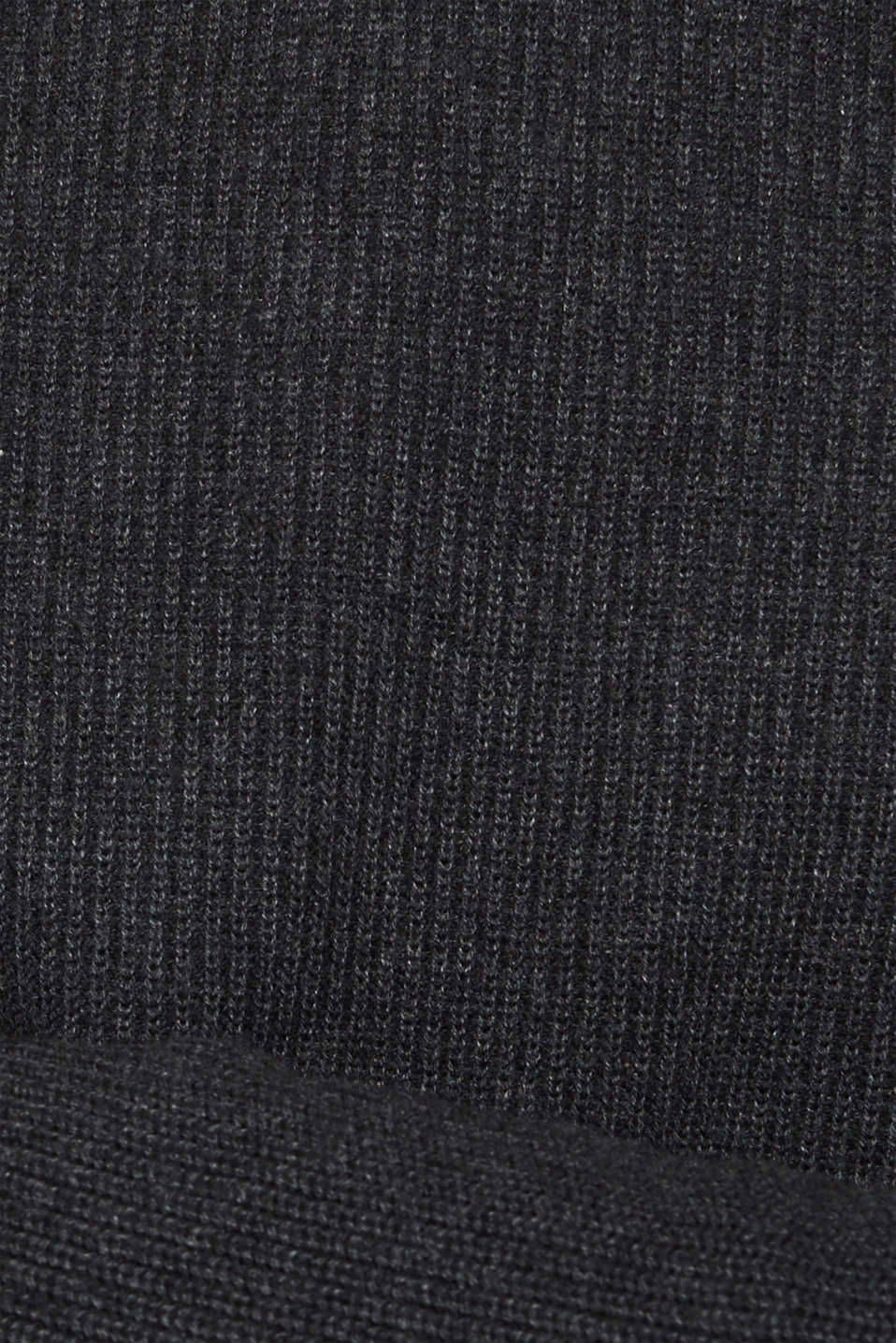 Sweaters, DARK GREY 5, detail image number 4