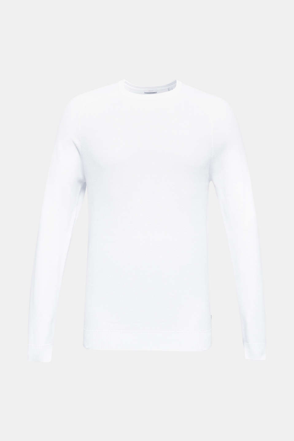 Sweaters, WHITE, detail image number 5