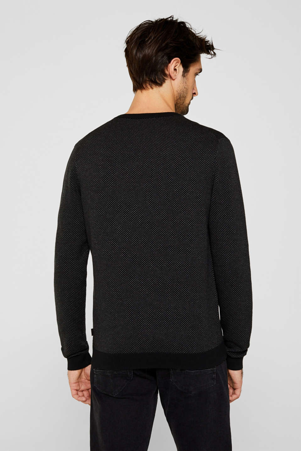 Sweaters, BLACK 3, detail image number 3