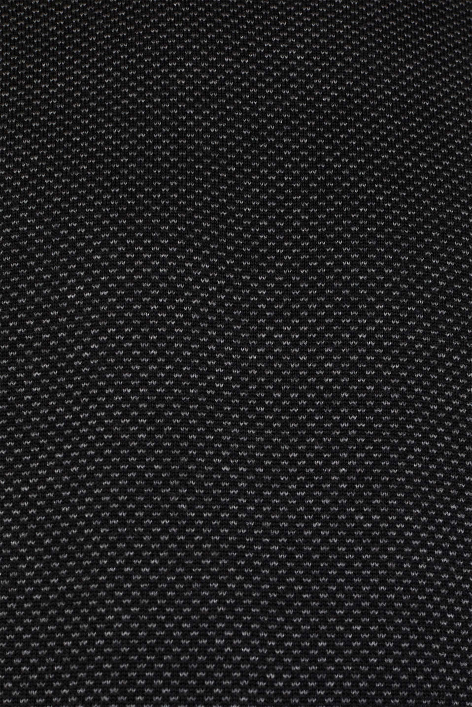Sweaters, BLACK 3, detail image number 4