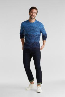 100% cotton jumper, BRIGHT BLUE 5, detail
