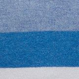 Striped jumper, 100% cotton, BRIGHT BLUE 5, swatch