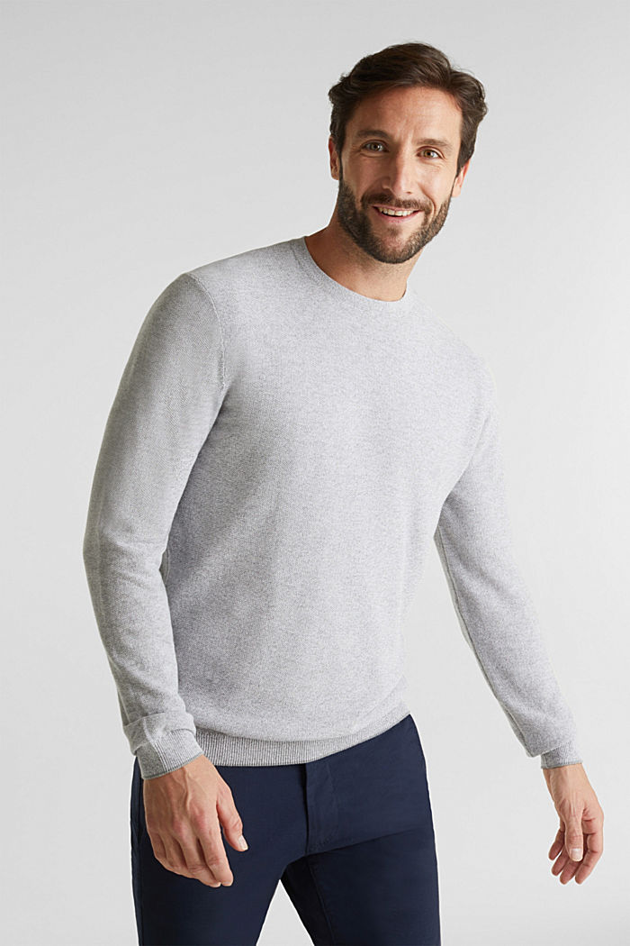 Pull-over 100% coton