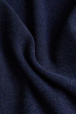 100% cotton jumper, NAVY 5, detail