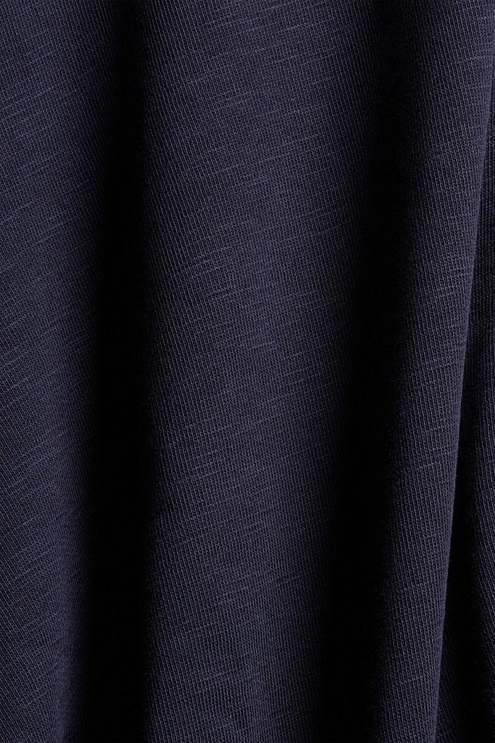 Sweatshirts, NAVY, detail image number 1