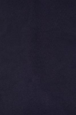 Long sleeve jersey top in 100% cotton, NAVY, detail