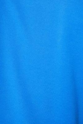 Piqué T-shirt with decorative trims