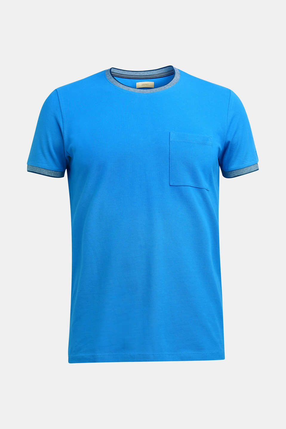 T-Shirts, BRIGHT BLUE, detail image number 5