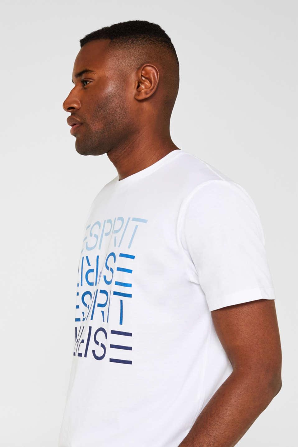 T-Shirts, WHITE, detail image number 1