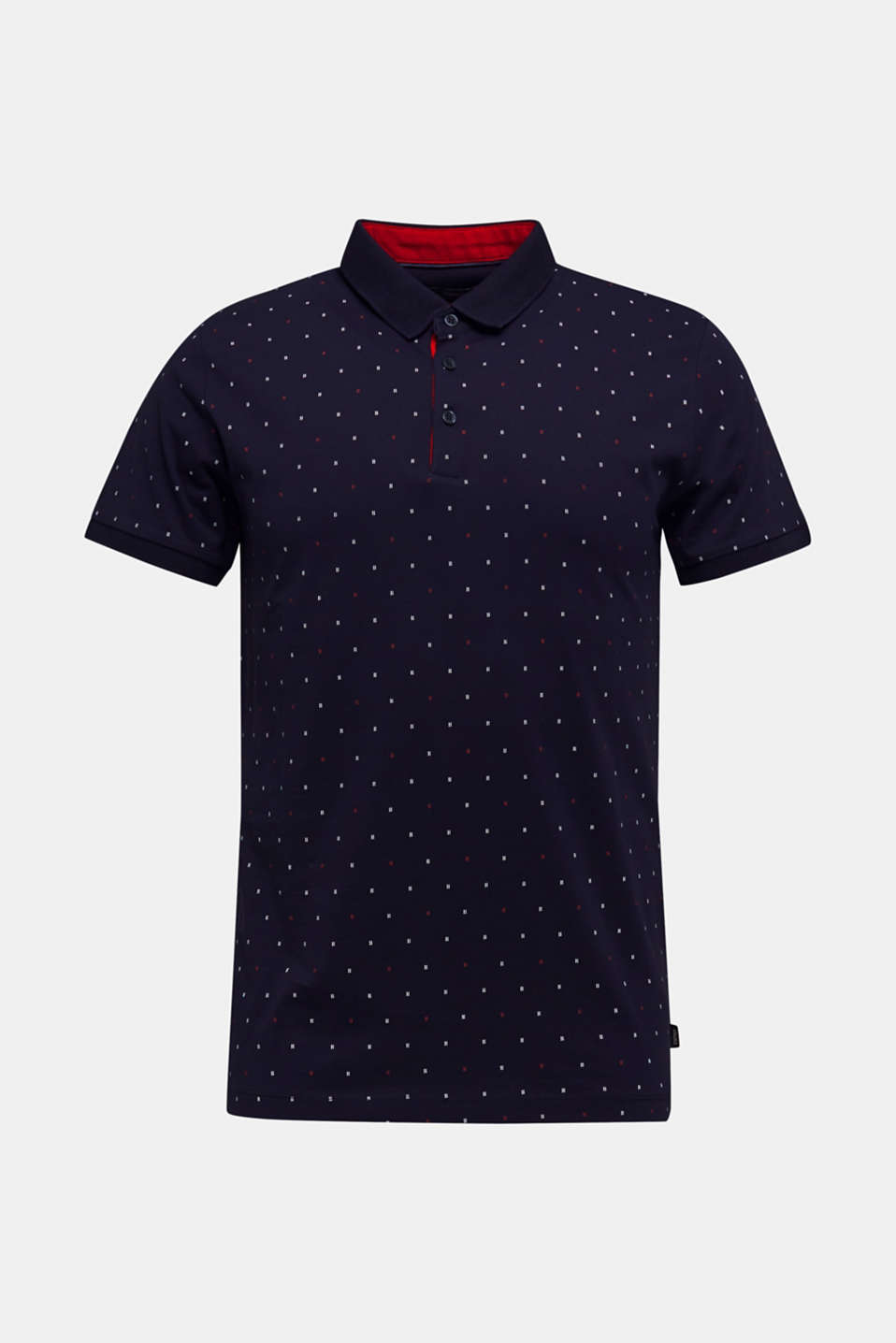 Polo shirts, NAVY 4, detail image number 6