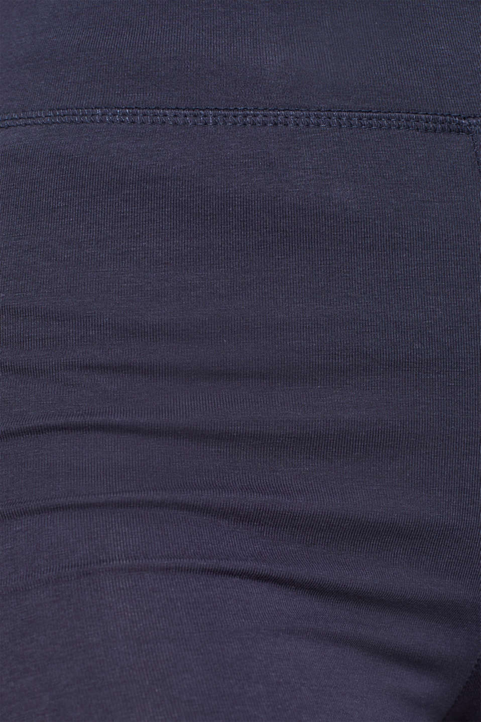 Pants knitted, NAVY 4, detail image number 4