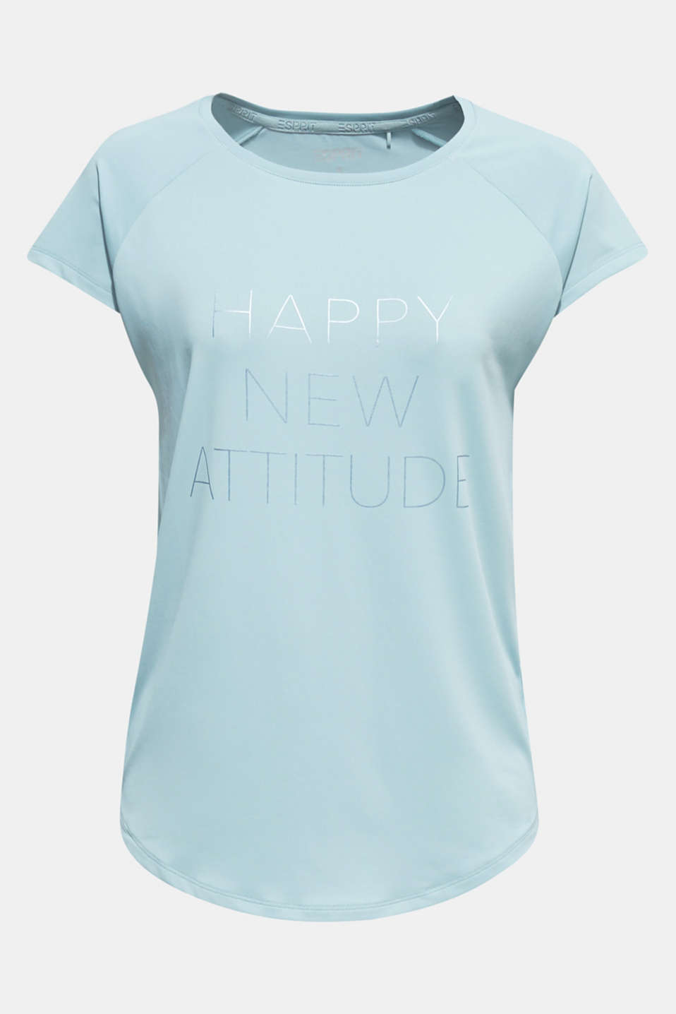 T-Shirts, LIGHT TURQUOISE, detail image number 7
