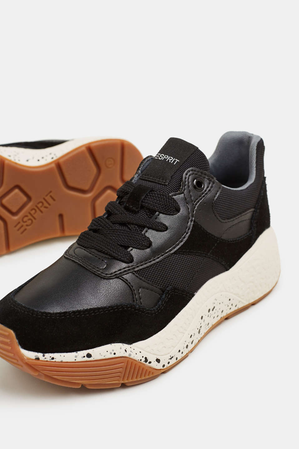 Casual Shoes others, BLACK, detail image number 4