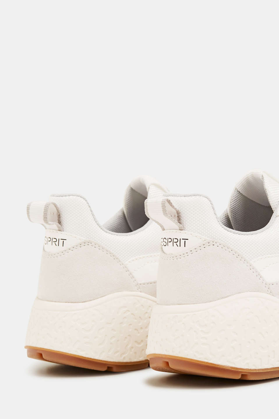 Trend trainers with an oversized sole, WHITE, detail image number 5