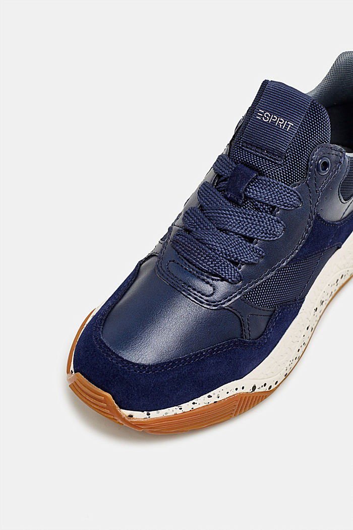 Trend trainers with an oversized sole, INK, detail image number 3