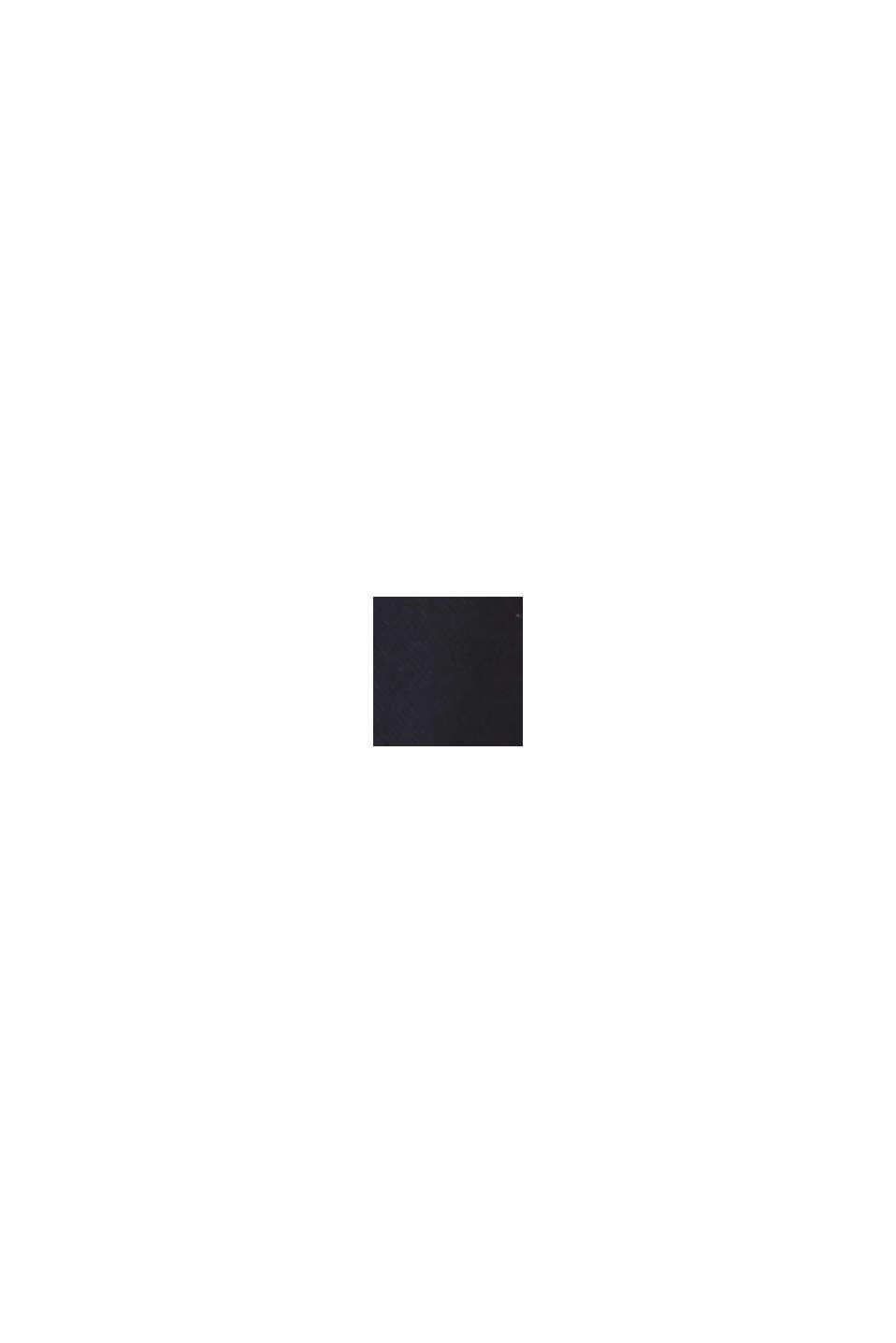 Nilkkapituiset sikarihousut, BLACK, swatch