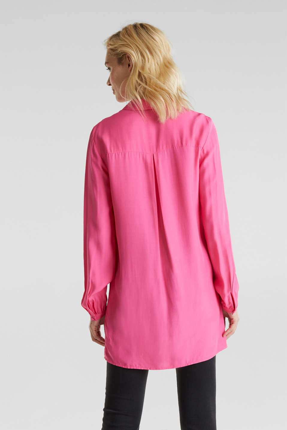 Blouses woven, PINK, detail image number 3