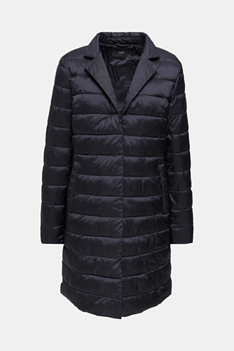 Quilted coat with 3M™ Thinsulate™ filling