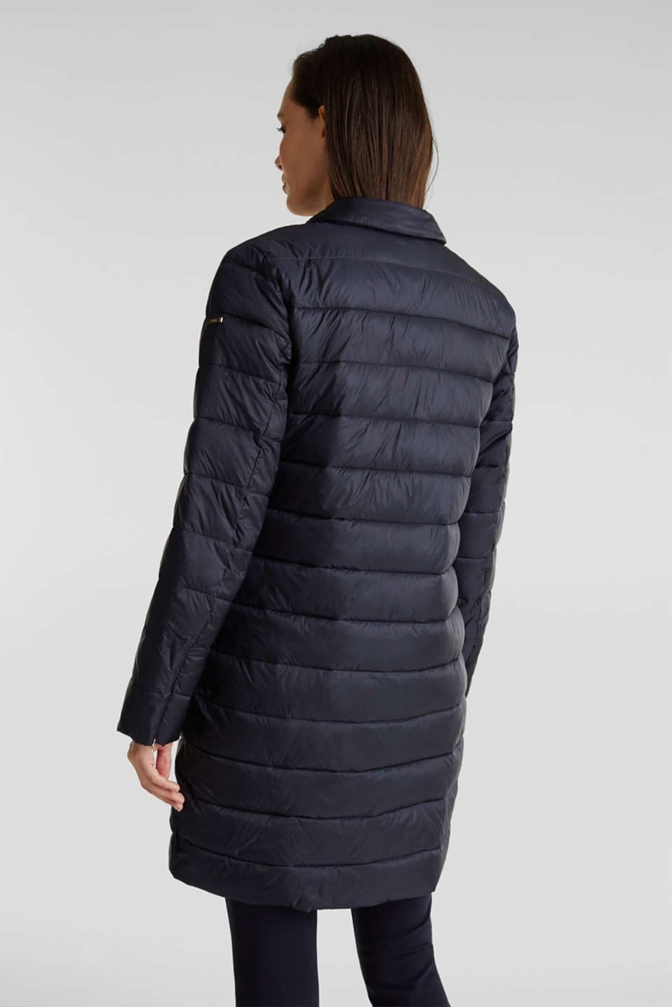 Quilted coat with 3M™ Thinsulate™ filling, NAVY, detail image number 3