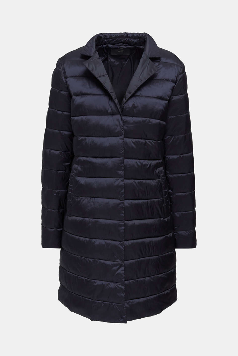 Quilted coat with 3M™ Thinsulate™ filling, NAVY, detail image number 7