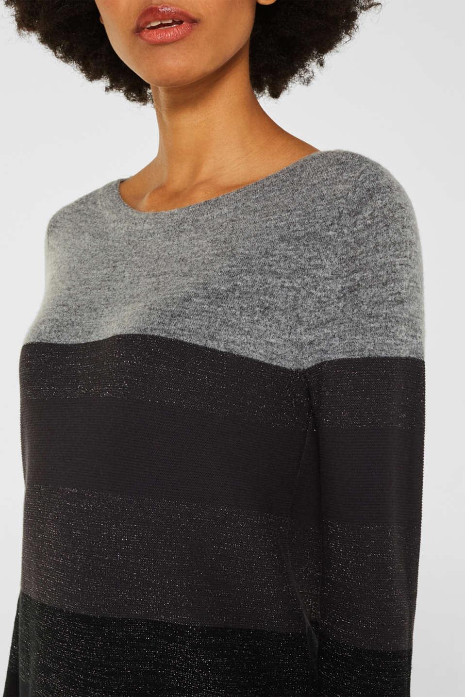 Sweaters, MEDIUM GREY 2, detail image number 2