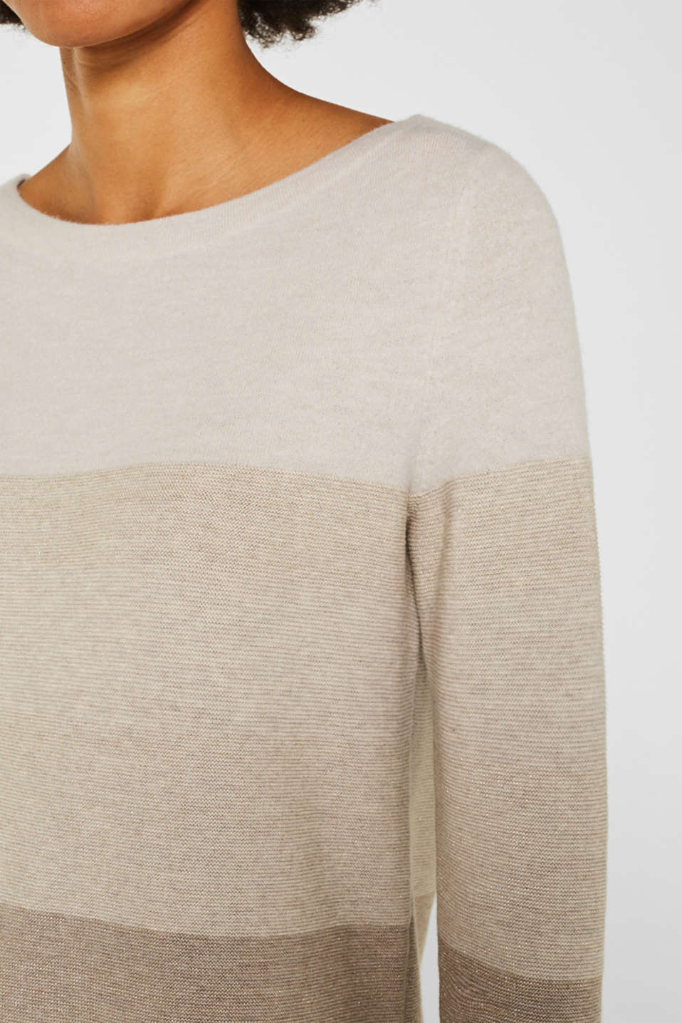 Sweaters, NUDE 2, detail image number 2