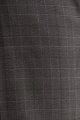 GLENCHECK mix + match: Trousers with Prince of Wales check pattern, DARK GREY 3, detail